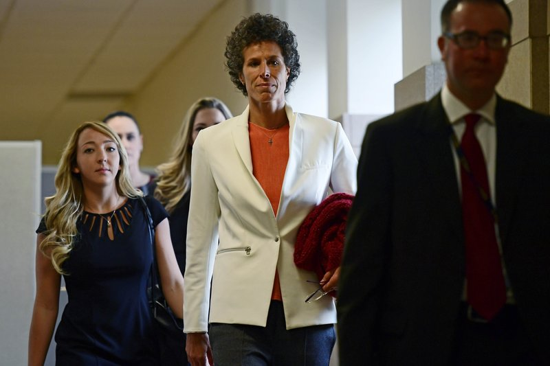 On stand, Bill Cosby's chief accuser says she wants justice