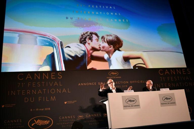 Political Cannes line-up as film festival backs dissidents