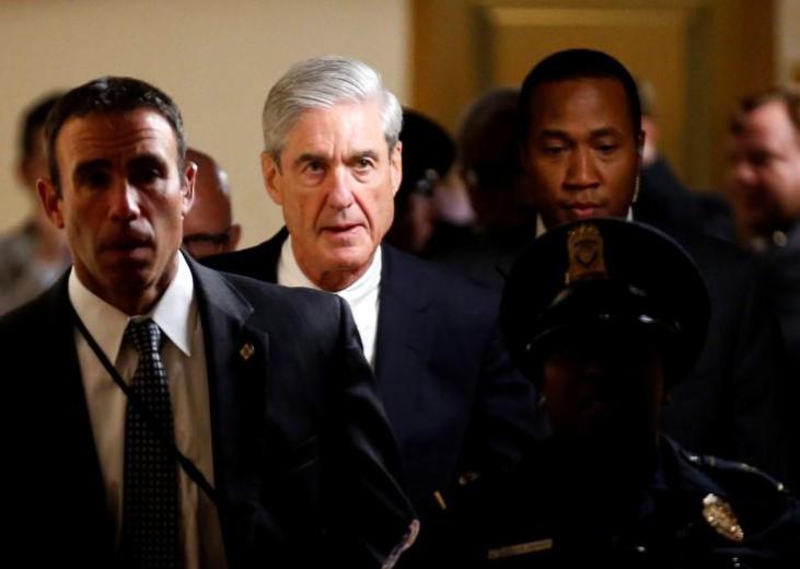 Bipartisan group of senators introduce proposal to protect Mueller