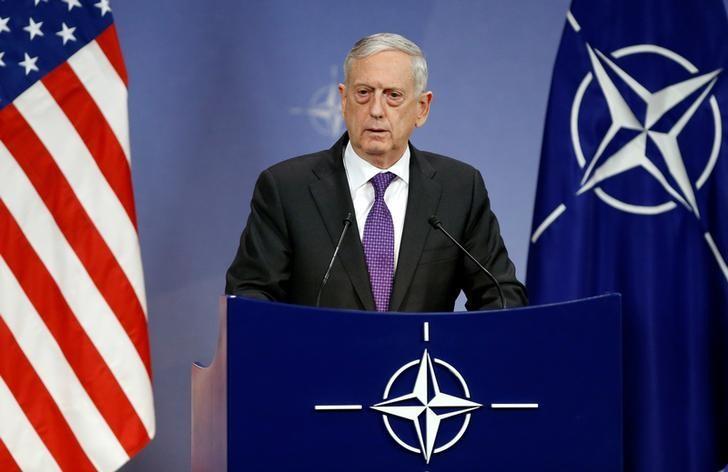 US still assessing intelligence on Syria chemical attack: Mattis