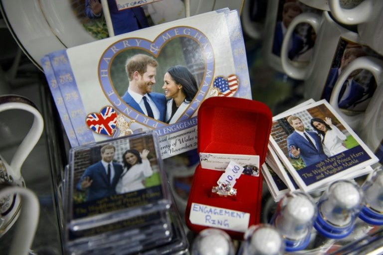 TV goes royal 'crazy' in run-up to Harry and Meghan marriage