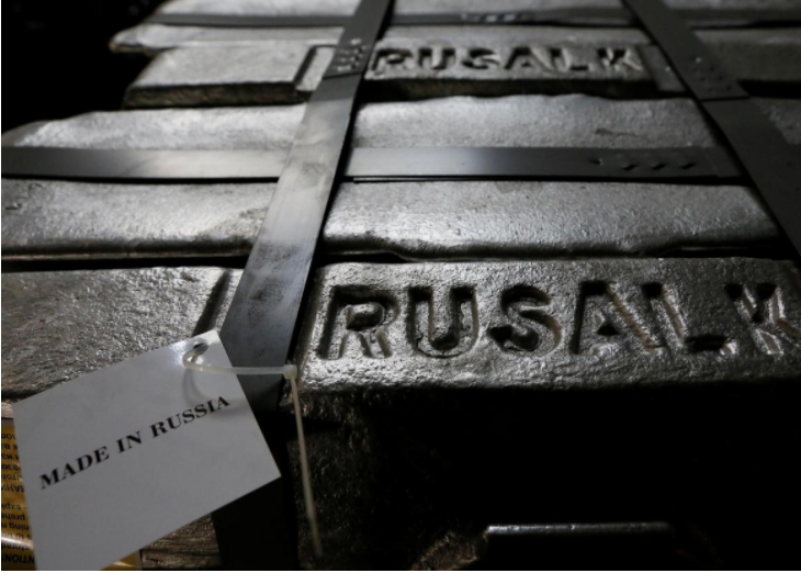 Rusal shares plunge over 40 percent on US sanctions