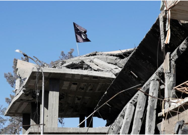 US policy toward fighting Islamic State in Syria unchanged
