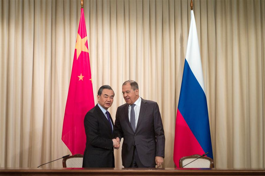 China, Russia need to strengthen cooperation amid global uncertainties: FM