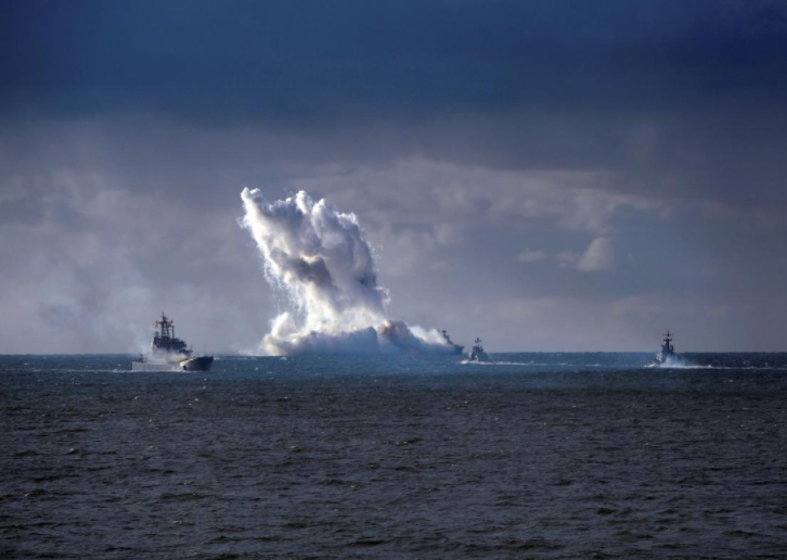 Russian rocket tests force partial closing of Baltic Sea, airspace