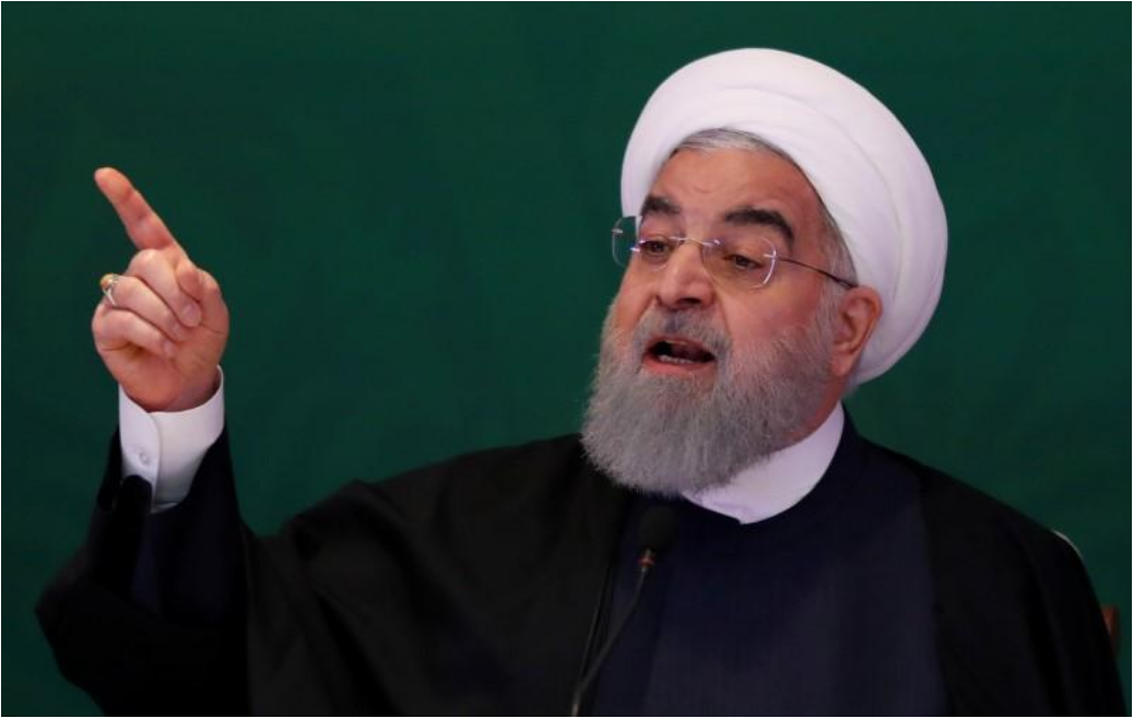 US and Israel interfere in Syria, says Iran president