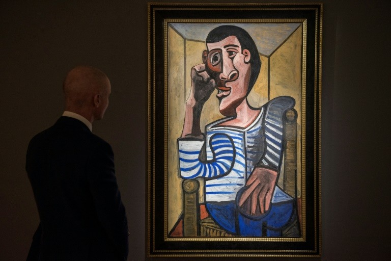 Rare Picasso self-portrait expected to fetch $70 million