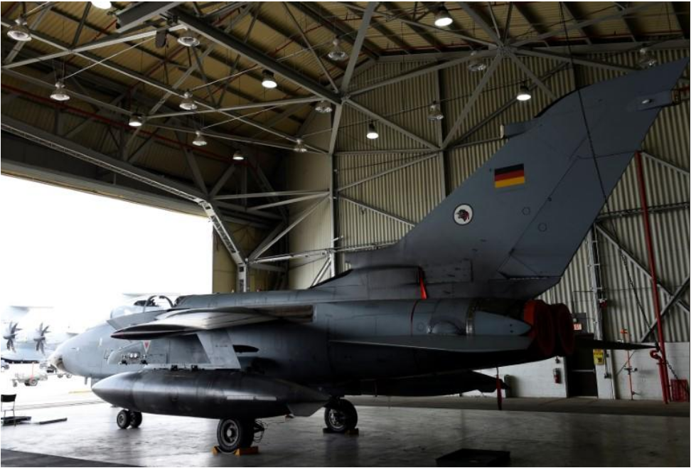 German Tornado jet may be unsuitable for NATO missions: report