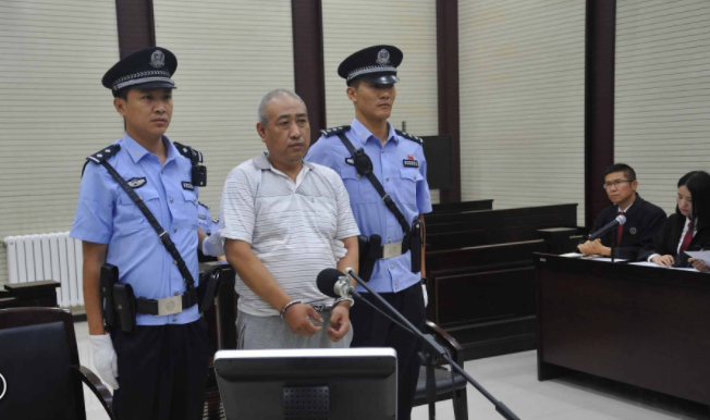 Chinese 'Jack the Ripper' sentenced to death for rape and murder of 11 women