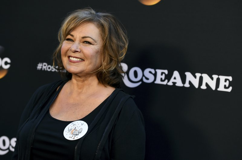 Trump calls Roseanne Barr, cheers ratings after show's debut