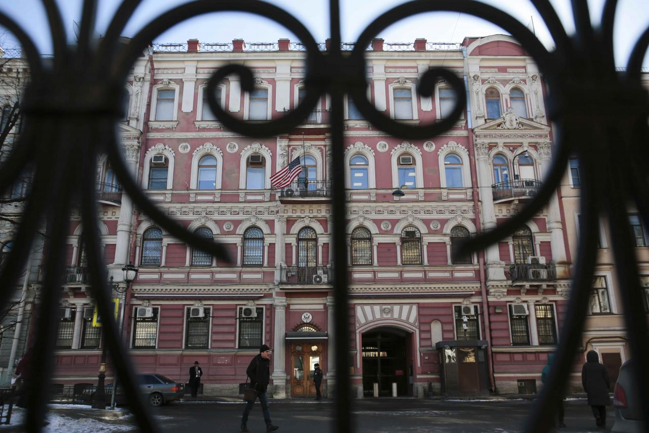Image result for us consulate st petersburg reuters