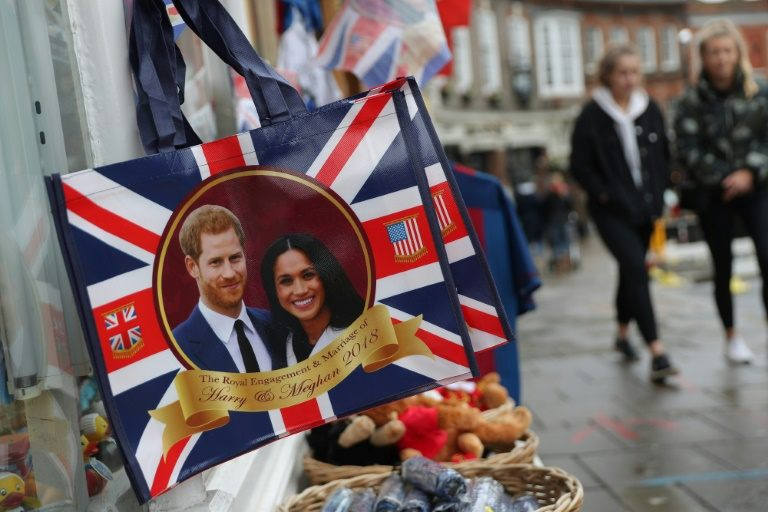 100,000 people to turn out for Prince Harry's wedding: police