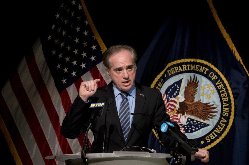 Fired VA secretary says privatization advocates doomed him
