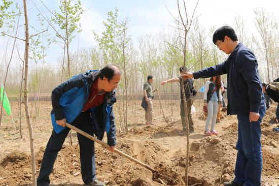 Beijing to add 15,000 ha of greenery in 2018