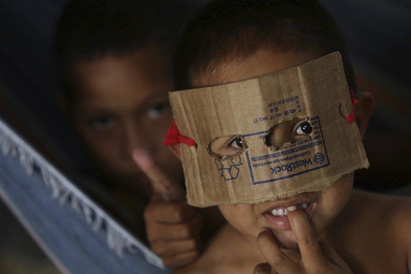 Brazil struggles to care for Venezuela's indigenous Warao