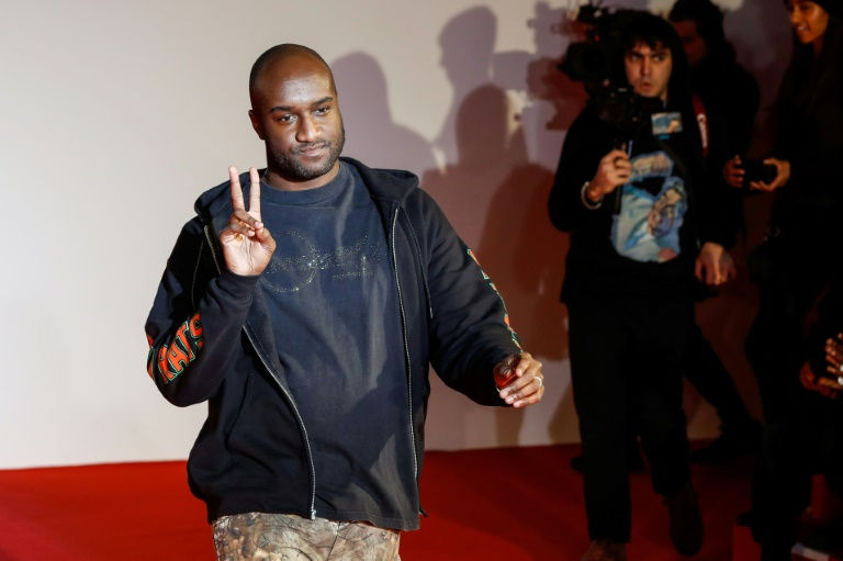 Kanye West's muse Abloh takes over Louis Vuitton menswear