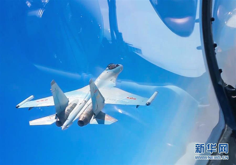 PLA holds spring drills in West Pacific, S.China Sea