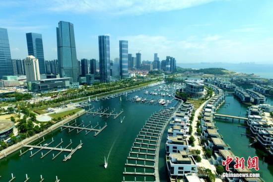 Four megacities drive urban-cluster boom, report says