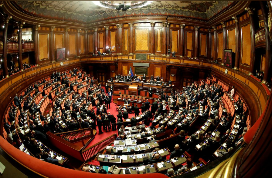 Italy's Berlusconi accuses League ally of betrayal over Senate job