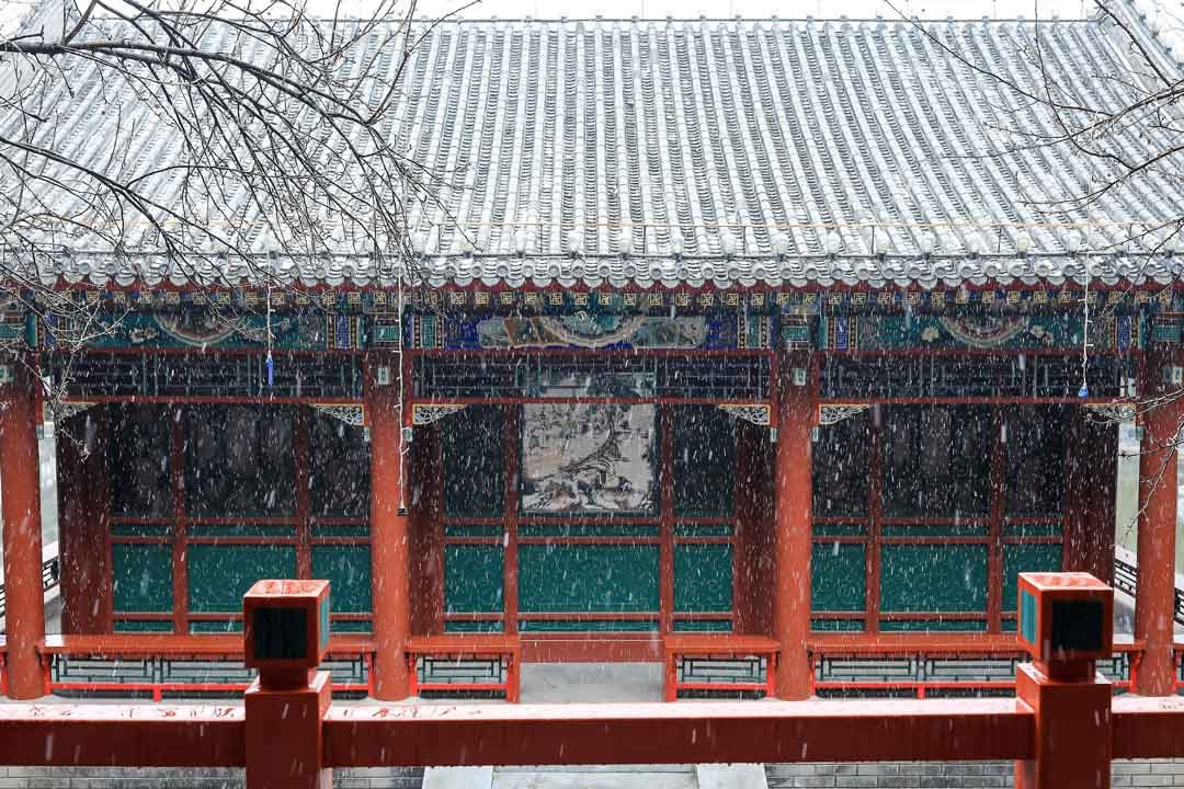 Beijing dry winter: Chinese capital's longest drought on record ended over weekend