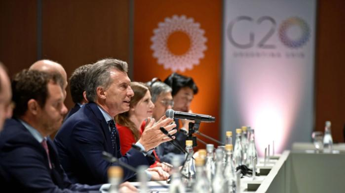 Don Quixote at G20