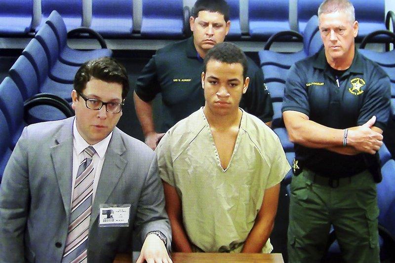 2nd high bond set in Stoneman Douglas-related case