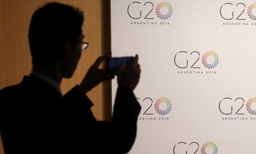 G20 seeks unity on free trade