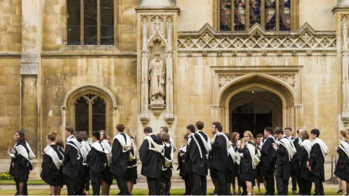What is undermining higher education in the UK?