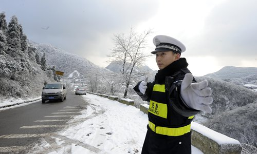 Facial recognition system leaves fugitives with no place to run, say Guiyang police