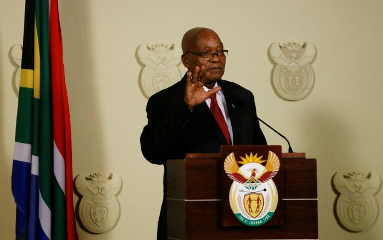 S.Africa ex-president Zuma to face graft prosecution