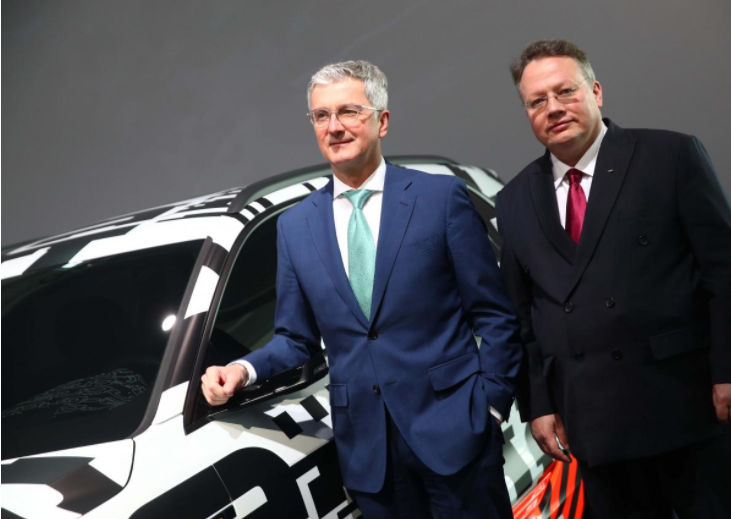 All change for Audi as it predicts short-term pain