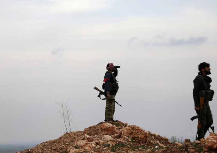 Turkey's Erdogan says hopes Syria's Afrin town to be captured by Wednesday evening