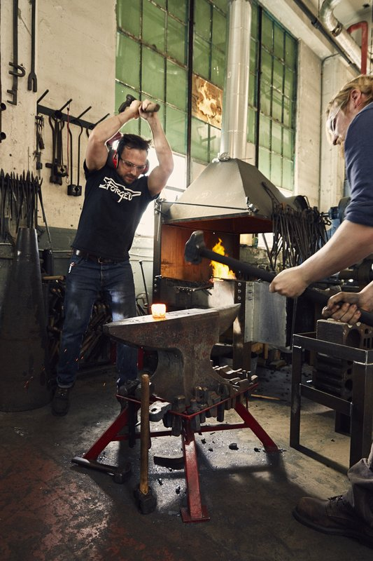 New book explores the art and craft of the modern blacksmith