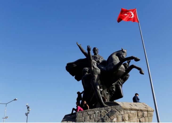 Brawl erupts after vote law passed in Turkish parliament