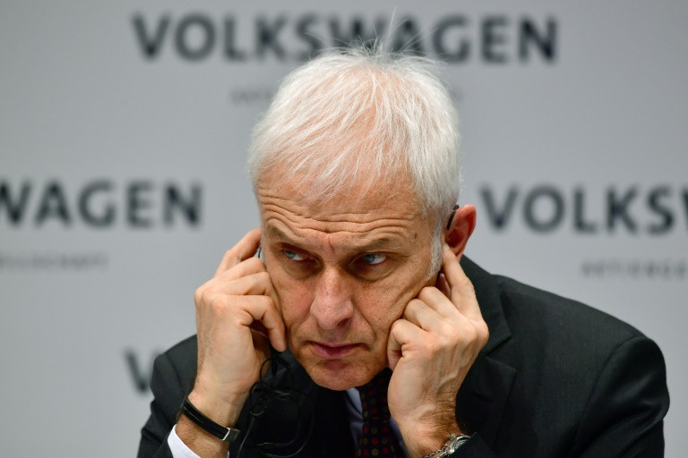 VW boss 'convinced of diesel renaissance'