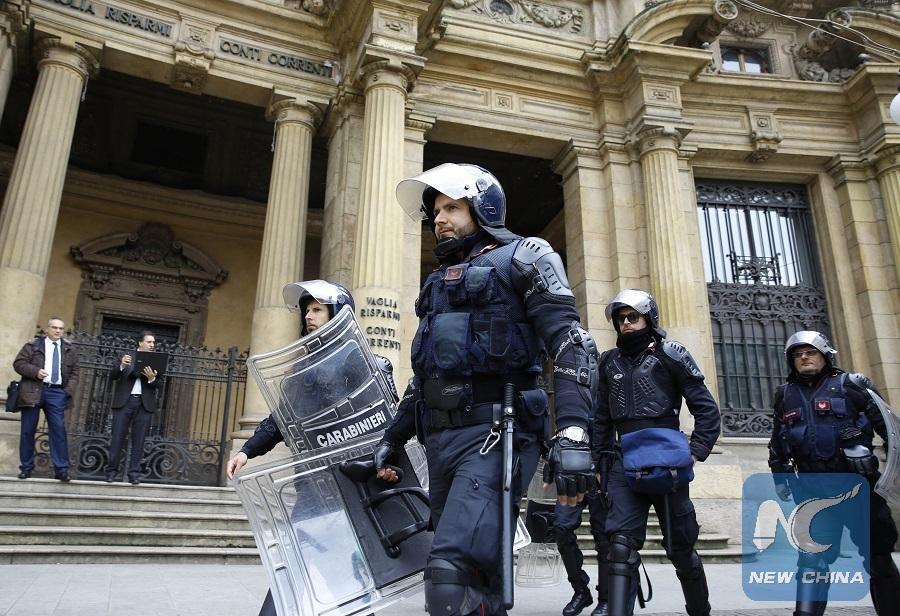 12 arrested in Italian anti-mafia operation