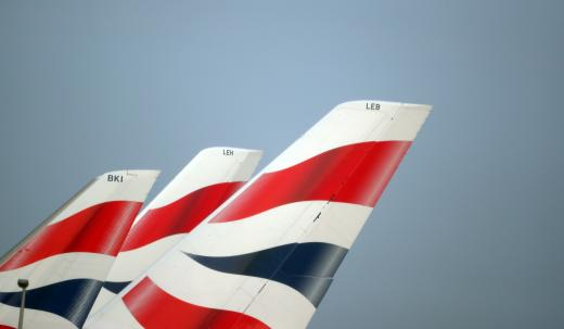 Net users furious at British Airways over Taiwan categorization