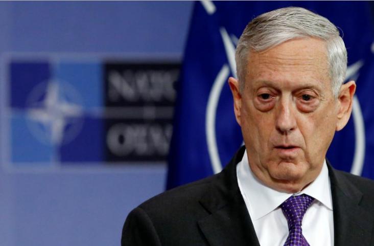 US defense secretary pays surprise visit to Kabul