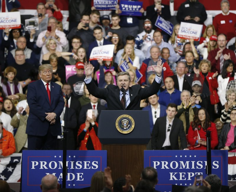 Trump: 'Steel and business' at stake in House election