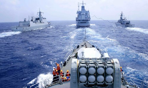 Reports reveal major achievements in Chinese naval weaponry