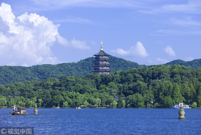 Hangzhou builds itself into China's Silicon Valley