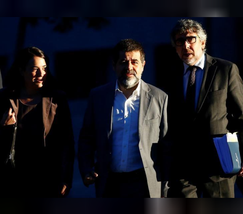 Spanish court says proposed Catalan leader must stay in jail