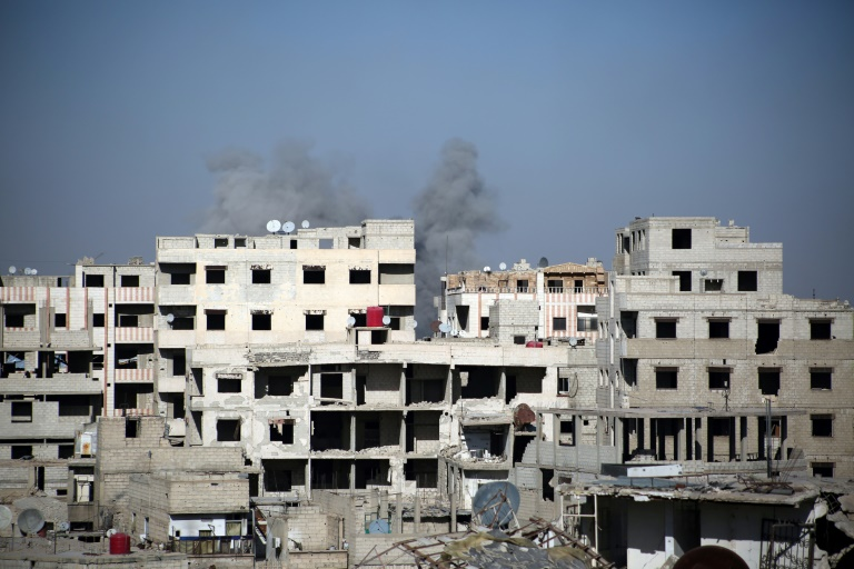 WHO reports surge in attacks on Syrian medical targets