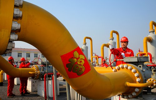 Nation's gas system 'needs to grow'