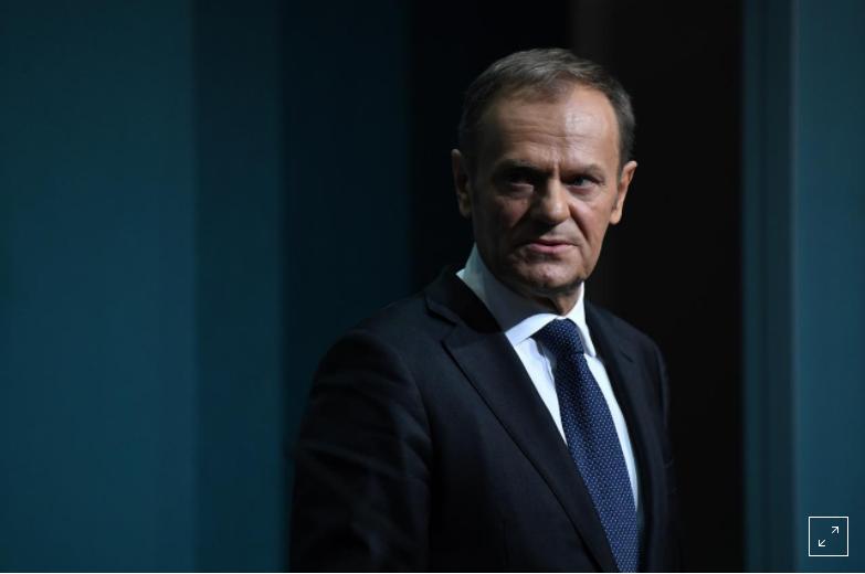 UK border stance threatens to stall Brexit talks: EU's Tusk