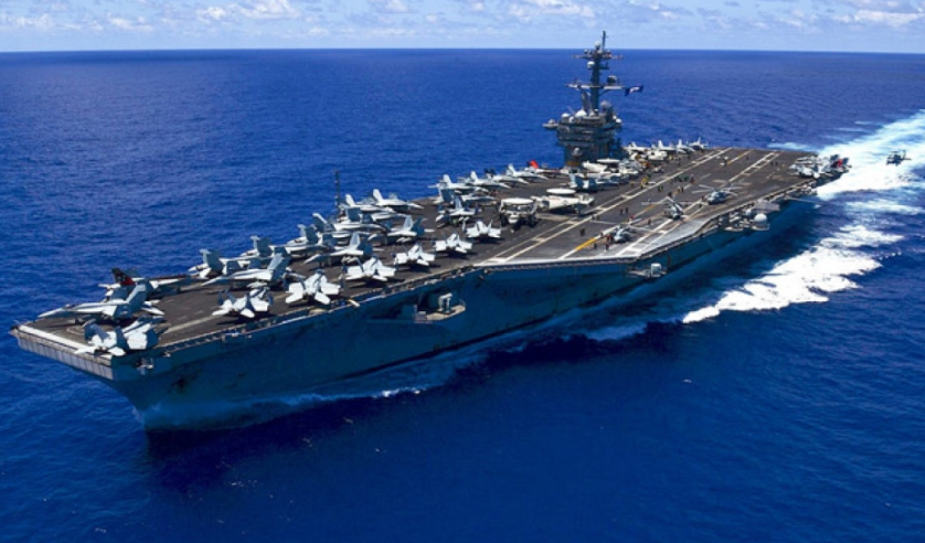 USS Carl Vinson's Vietnam visit will be to little avail