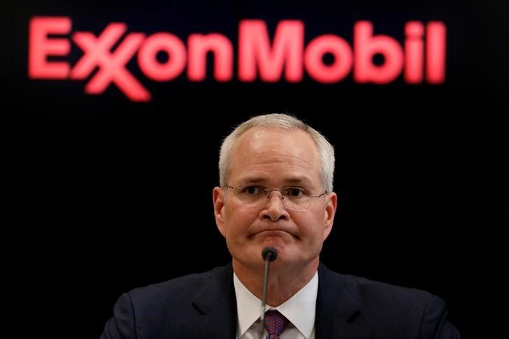 Exxon CEO struggles to reverse Tillerson's legacy of failed bets