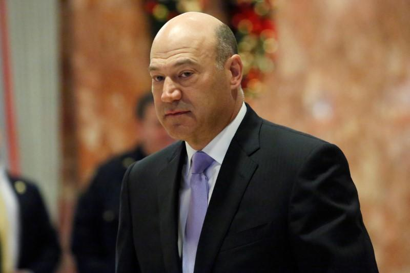 Image result for gary cohn reuters