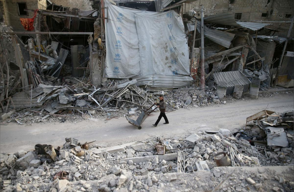 Russia offers rebels safe passage out of eastern Ghouta