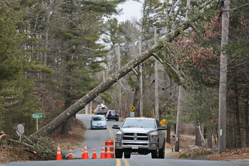 Rush on to restore power as another winter storm looms